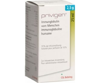 Privigen® (Intravenous Immunoglobulin (IVIG))